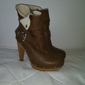 BCBGeneration high heeled boots shoe